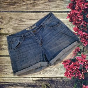 Great used condition denim shorts.